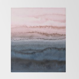 WITHIN THE TIDES - HAPPY SKY Throw Blanket