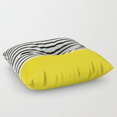 Sunshine x Stripes Floor Pillow