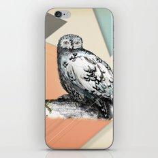 Owl McSit by carographic iPhone & iPod Skin