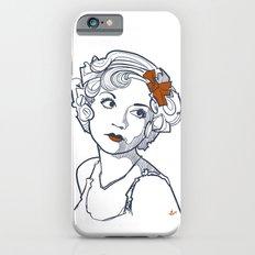 1930's Actress Alice White  Slim Case iPhone 6s