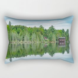 Palmerston Lake Rectangular Pillow