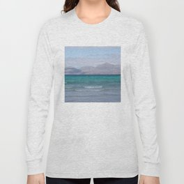 Beach 3 Lewis and Harris 4 Long Sleeve T-shirt