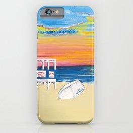 Ocean City NJ Sunrise iPhone Case