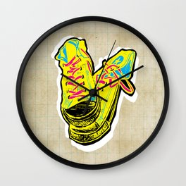 Cashing in on the cons Wall Clock