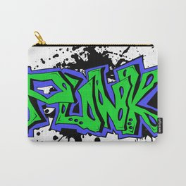 Punk Colors Carry-All Pouch