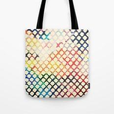 Paint Pattern Tote Bag
