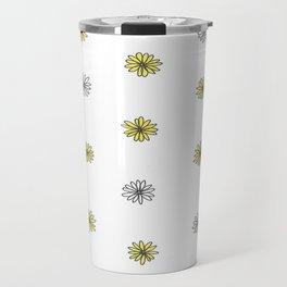 Mini Daisies Travel Mug