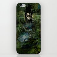 chinese iPhone & iPod Skins featuring Chinese shade by Ganech joe