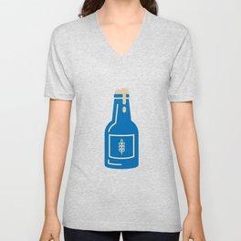 Vintage Beer II Unisex V-Neck