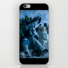 ESCORTING GP02 iPhone & iPod Skin
