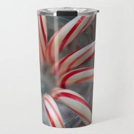 Candy Canes Travel Mug
