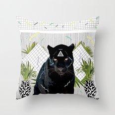 IMAMU Throw Pillow