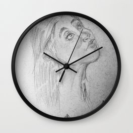 SHAPE Up Wall Clock