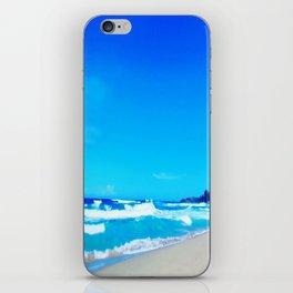 Carribean Coast iPhone Skin