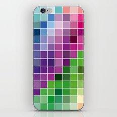 Multicolor iPhone & iPod Skin