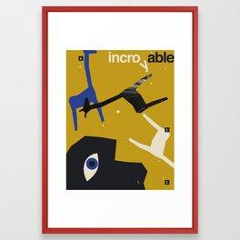 COLORADORE 024 Framed Art Print