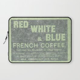French Coffee Laptop Sleeve