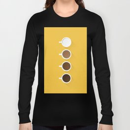 Coffee + Simplicity Long Sleeve T-shirt