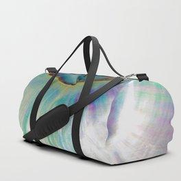 Spiraling Shell Duffle Bag