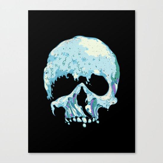 Silent Wave Canvas Print