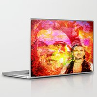 dorothy Laptop & iPad Skins featuring DOROTHY  OF OZ by Ganech joe