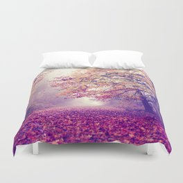 oh darling, lets be adventurous Duvet Cover
