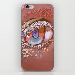 What's On Your Mind? iPhone Skin
