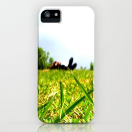 Ines iPhone Case