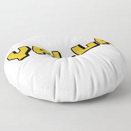YALLA Floor Pillow