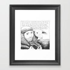 Joy (Advent 2015, Part 5/7) Framed Art Print