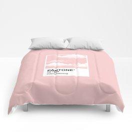 Pantone Series – Daydreaming #2 Comforters