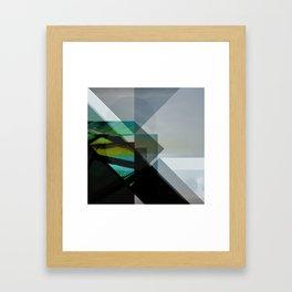 Trianglizm  Framed Art Print