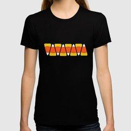 Candy Corn Sweetness / Pattern T-shirt