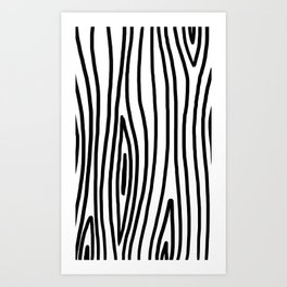 Raw Pattern Series: n.3 Art Print