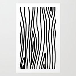 Raw Pattern Series: n.3 Art Print