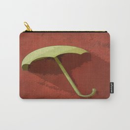 Paper Umbrella Carry-All Pouch