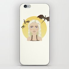 Where are my dragons? iPhone & iPod Skin