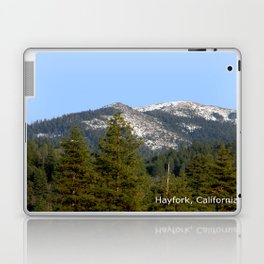 Sunny Winter Day Laptop & iPad Skin