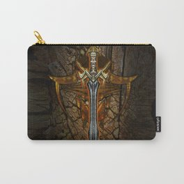 Sword shield thingy 2! Carry-All Pouch