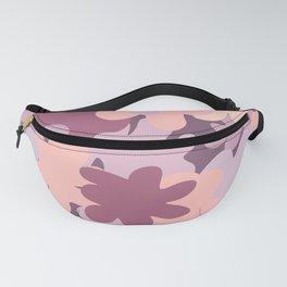 Lotus Camo Fanny Pack