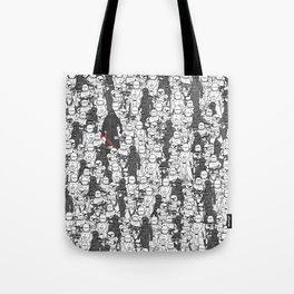 Kylo Ren and the First Order Tote Bag