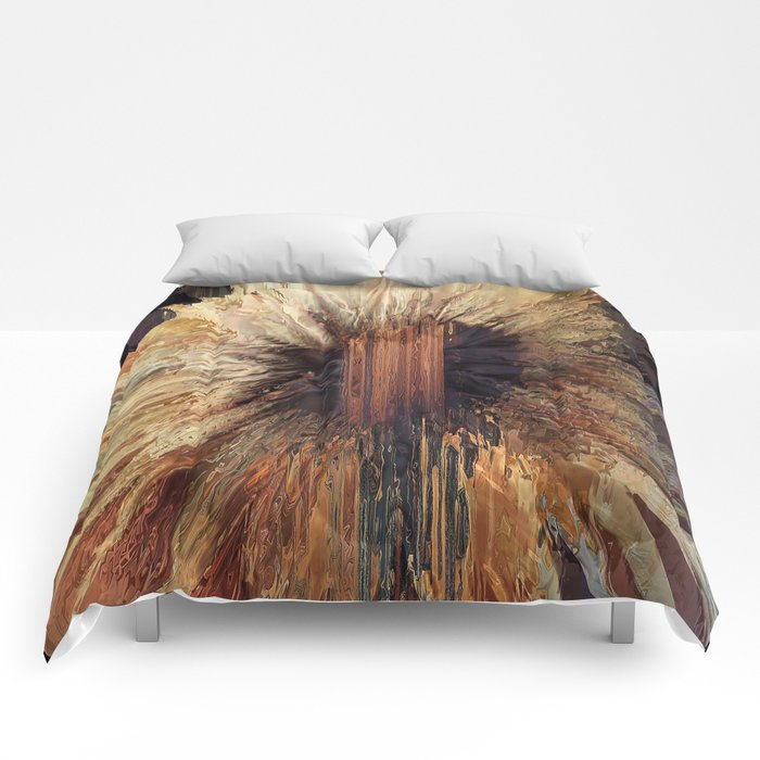 Crystal Forest Comforters