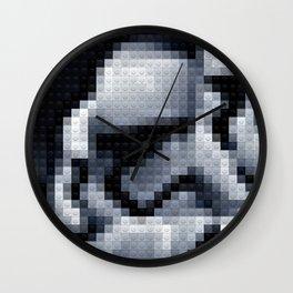 Troopers Wall Clock