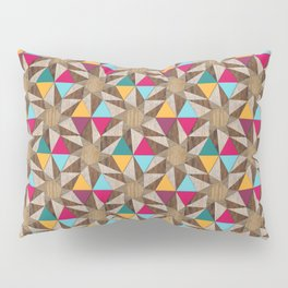 Modern Marquetry (Color 2) Pillow Sham