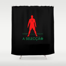 Portugal Shower Curtain
