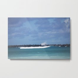 Bahamas Cruise Series 136 Metal Print