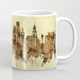 Hamburg Germany Cityscape Coffee Mug