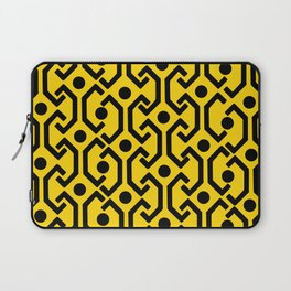 Ethnic Pattern (Yellow) Laptop Sleeve