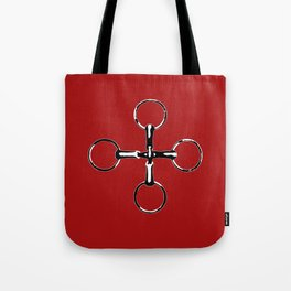 On the Bit Tote Bag