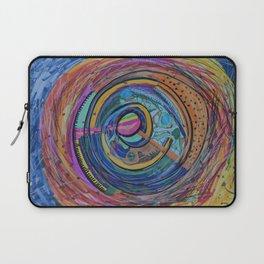 Cosmic Eyeball Laptop Sleeve